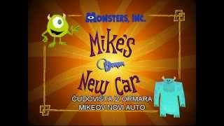Čudovišta iz ormara - Mikeov novi auto