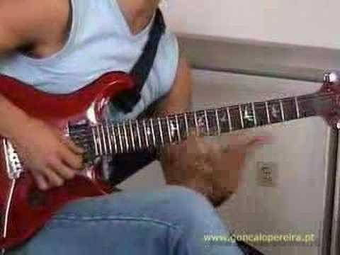 Goncalo Pereira - Crazy Tapping