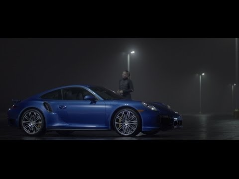 Porsche 911 Turbo S meets Maria Sharapova