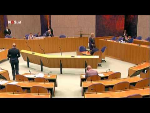 PVV'er onbeschoft tegen Kamerlid Van Gent