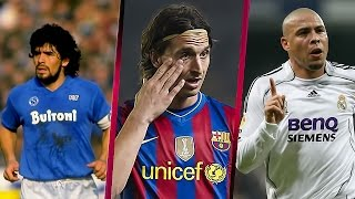 Top 30 Players who never won the Champions League