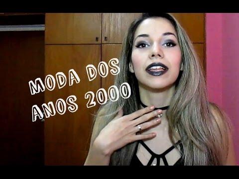 VÍDEO NOVO Moda dos Anos 2000