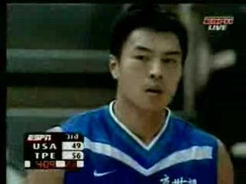 7.9瓊斯盃 中華VS美國 3RD