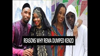 Reasons Why Rema Namakula Dumped Eddy Kenzo