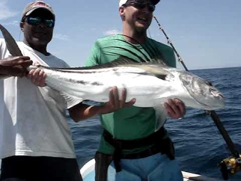 Fishing Papagayo Gulf - Roosterfish