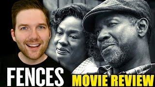 Fences - Movie Review