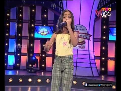 Super Singer 4 Episode 22 : Shanmukha Priya ( O Bangaru Rangula...