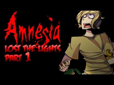 SNAPPY SNU! - Amnesia: Custom Story - Part 1 - Lost The Lights (+BONUS)