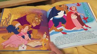 Christmas Story Time For Beauty And The Beast Read Along Story From Walt Disney Records