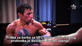 UFC 149 Countdown (Croatian subtitles) 1/3