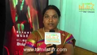 Sudha At Thiranthidu Sesame Movie Team Interview