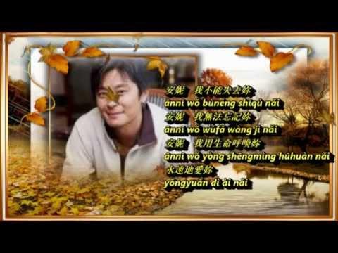 安妮-王傑 Dave Wang ( Lyrics ) video