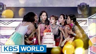 INT with Girls' Generation (Feat.10th-anniversary!) [Entertainment Weekly / 2017.08.21]