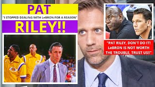 Pat Riley(Heat) Coming Back To The Lakers? On First Take Stephen/Max [Commentary]