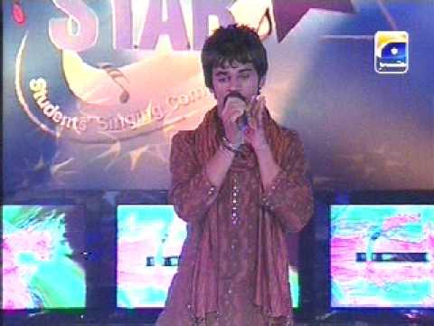 Sanware by Zain Hassan  Lg awaz banaey star 1rst semi final...