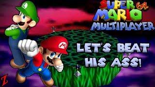 PLEASE! LET IT END! | Super Mario 64 Multiplayer - Part 8
