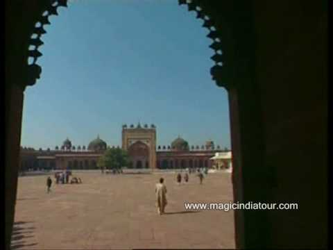 Agra Fort & Fatehpur Sikri, legacy of the Mughal architecture
