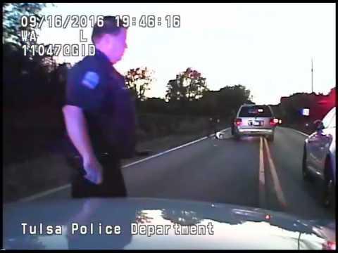El video que conmueve a EEUU: el momento en que una policía ejecuta a un hombre desarmado