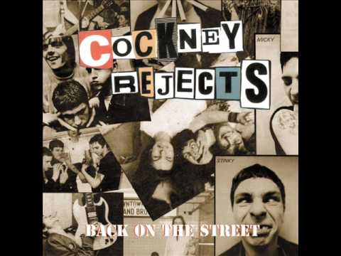 Cockney Rejects - Join The Rejects