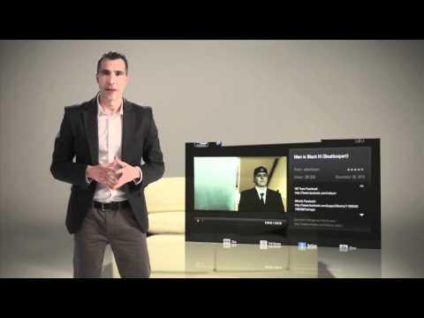 LG Living Box HR550 (Blu-Ray 3D). Reproductor Multimedia