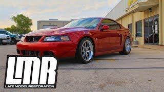Cobra Bassani Exhaust System: Headers,Offroad X & Catback