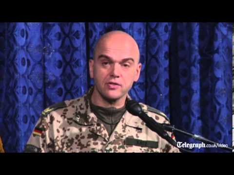 ISAF confirms British soldier death