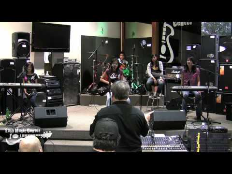 4/6 Yamaha Live Sound Clinic - Mixing a Live Band w/ Emke