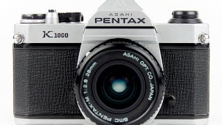 How to Use a Pentax K-1000 35mm Film Camera