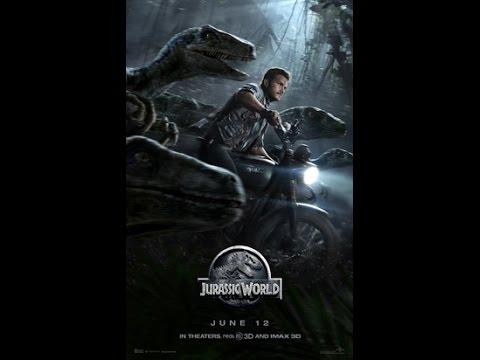 Sci fi April:Jurassic World (2015)
