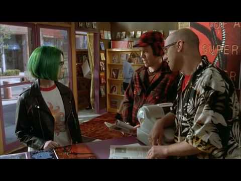 Ghost World - 1977 Original Punk Rock Look Video