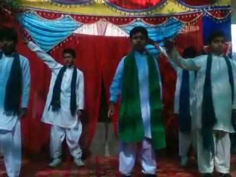 Aey Jawan Aey Jawan At Hazara Public School & College Changa...