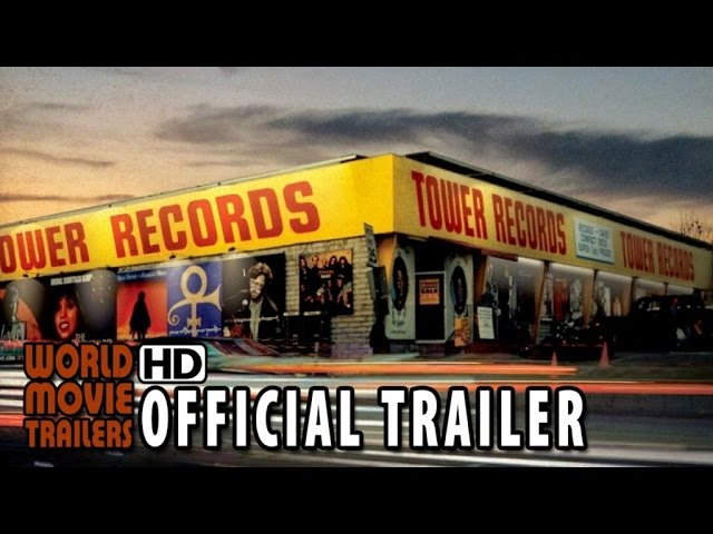 All Things Must Pass: The Rise and Fall of Tower Records Official Trailer (2015) HD