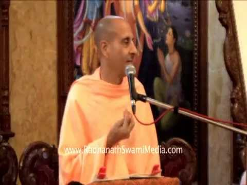 12-060 Fear Is Destroyed By Krishna's Presence by HH Radhanath Swami