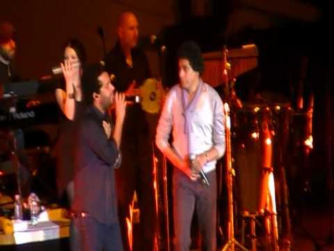 Yasmine Ich und Ich Mohamed Mounir Live
