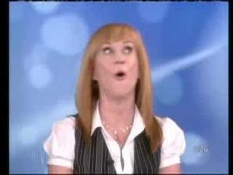 Kathy Griffin on The View 05/24/07