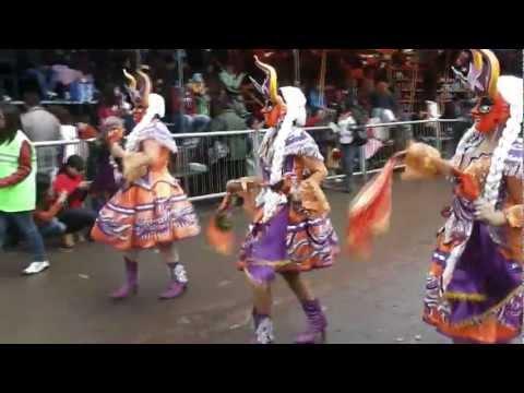 Carnaval de Oruro 2013 - Gran Tradicional y Autenteica Diablada Oruro.