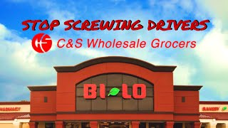 Bi Lo | C & S Wholesale | Screwing Drivers Daily