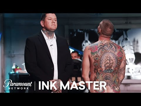Kruseman's Master Canvas Is Bold And Bulletproof - Ink Master, Season 6