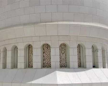 Sheikh Zayed Mosque Video