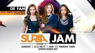 De Fam - Medley Kopi Dangdut & Raja Gelek @ Suria Jam Ep28