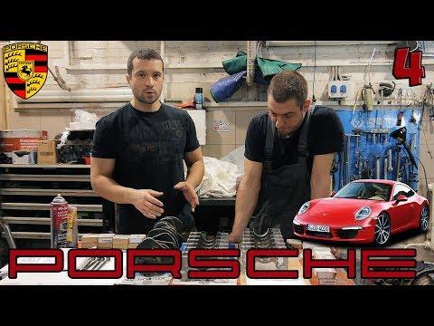 Porsche Carrera часть 4-я подготовка к сборке.