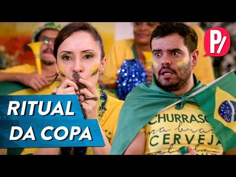 RITUAL DA COPA | PARAFERNALHA Vídeos de zueiras e brincadeiras: zuera, video clips, brincadeiras, pegadinhas, lançamentos, vídeos, sustos