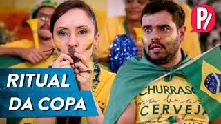 RITUAL DA COPA | PARAFERNALHA