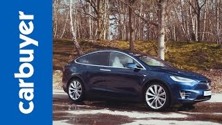 Tesla Model X electric SUV in-depth review - Carbuyer