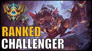 ► RANKED CHALLENGER ft. RANDOM FUKIX - TWITCH JUNGLA - League of Legends