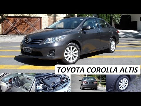 Garagem do Bellote TV (HD): Toyota Corolla Altis