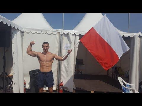 Mistrzostwa Świata STREET WORKOUT 2017 - KURA WORKOUT (7 Miejsce)