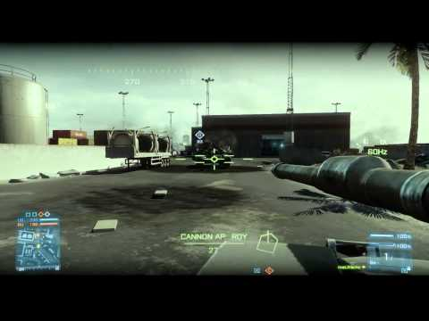 BF3: Tanking and gunning tips
