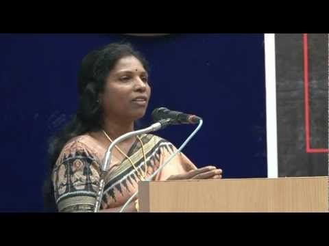 Speech By Sivakami Ias, On Dec 06 2012 Dr Ambedkar Anniversary video