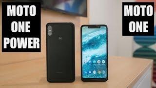 Nuevos Motorola One y One Power | Precio y Características!!!